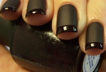 __Nail Art / Wish I could do this myself but until then, here are some photos to take to the salon -JJ