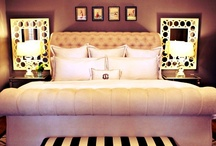 bedrooms / by mallory montgomery