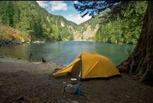 Camping&Hiking / Ourdoor supplies&tricks! JJ