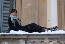 Winter Snow / Marina Finzi Winter collection