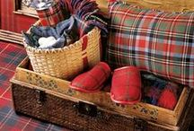 Trend Watch: Tartan / Tartan is everywhere at the moment and it is the perfect pattern to make your home cosy for autumn. Here are our top styling tops. / by notonthehighstreet.com
