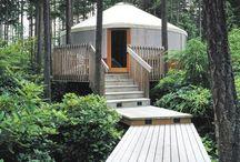 Yurts / by Linda Martinez