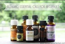 Oils and Essential Oils / by Leicha Kennedy