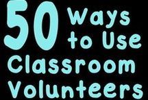 Managing Parent Volunteers / Parents are a great resource for your classroom or school, but it's important keep their energy channeled and moving in the right direction.