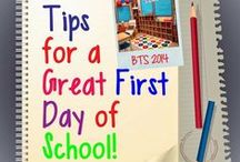 Back to School Ideas for Educators / Fun and inviting ideas to welcome students back to school!