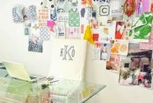 home office / by mallory montgomery
