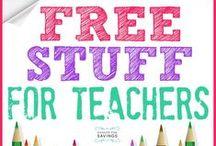 Teacher Freebies / by Portable Walls & Art Displays