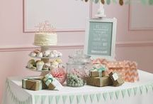 Weddings: Pretty Pastels / With spring in full bloom and colors rivaling a box of  macarons, we've put together a few of our favourite ways to brighten up your big day.  / by notonthehighstreet.com