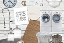 one room challenge - the laundry room / Calling it Home: One Room Challenge October 2014