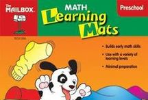 Math Books & Teaching Materials / Math teaching supplies that are currently on sale for up to 30% off.  Free shipping for orders $75 and over. / by O'Block Books & Teaching Materials