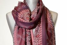 Scarves to wear / Fashion scarves