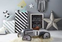 Starry Night Nursery / For big thinkers, explorers and stars in the making. You'll need a roomful of inspiring things to satisfy these babies' imaginations.   / by notonthehighstreet.com