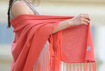 Serena / elegant shawls for an Italian wedding
