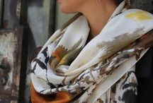 Pashmina collection / Shooting for an amazing season