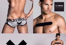 X-Series / X marks the spot!  The X-Series comes as a briefs, trunks and jockstraps as well as tights and tanks.  Features:  Marle yarn with Vinal X print  Form fitting  All are made from Premium Lenzing Modal fabric Briefs, trunks, jockstraps and tights are single pouch lining for an enhanced lift  Fabric: 95% Lenzing Modal / 5% Elastane  Available at https://www.2eros.com/x-series