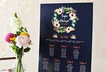 Wedding: Summer / From bright and bold wedding styling - perfect for the couple that love a pop of colour (or two) - to our take on chalky pastels. These trends are all about creating your dream wedding. / by notonthehighstreet.com