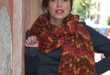 Roxanne shawl / Marina Finzi Collection #shawl #pashmina #madeinitaly