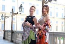 Bionda o bruna? Scegli la stola Marina Finzi più adattata a te! / http://www.marinafinzi.com/bionda-o-bruna-i-colori-da-indossare-in-primavera/