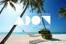 2EROS X Adon Magazine / 2EROS feat. James Thomas in Adon Magazine