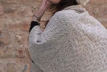 Il poncho, l'accessorio più trendy dell'autunno! / Accessori moda Made in Italy