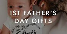 1st Father's Day Gifts / From thoughtful 1st Father's day gifts from baby, to keepsakes that remind him he's doing brilliantly, behold 1st Father's Day gift ideas that are just as special as the occasion.