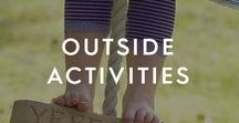 Outside Activities / This year, we have Summer covered! Keep the kids entertained with personalised outdoor games and activities, including cricket sets, costumes and more.