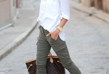 Style {Outfits} / by Andrea Reno