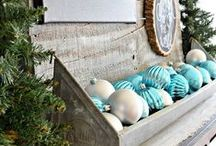 Christmas / Christmas decor, home tours and crafts to get you in the holiday spirit