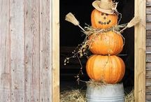 Halloween & Fall / by Hannah Kring