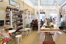 Lugares & Restaurantes / Donde he ido, donde me gustaría ir, viajes, arquitectura, interiores (...) / by Elena B