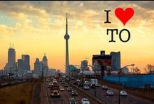 Why I Love Toronto / by Laura Marie