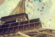 Romantic Paris / by Pamela Copeman