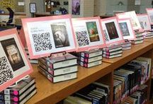 Library Displays and Bulletin Boards / by Kelsey Patterson