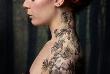 Tattoos / by Rita Egren