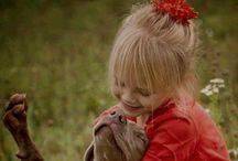 """A Girl's Best Friend / """"Angels Among Us"""" / by Sandy Byrd"""