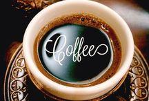 "Coffee Chocolate Tea / ""Drinks & Sweets To Keep Your Heart Warm"" / by Sandy Byrd"