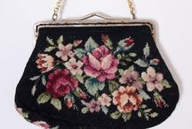 """Evening Bags / """"Theatre Anyone"""" / by Sandy Byrd"""