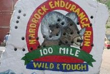 Camp Hardrock / Hardrock, a 100 mile Run in the beautiful San Juan Mountains. Special place and special people, Hardrocker Family. I am in the 2015 race.  / by Kim Love-Ottobre