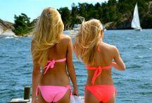 Beach/bleach Blonde / by Kisses'n'Cakes (Melissa Pimentel)