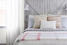 Bedroom Inspirations / Inspiration for creating the bedroom of your dreams!