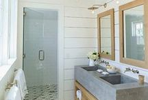 Bathroom Inspirations / Inspiration for creating the bathroom of your dreams!