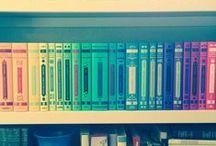 beautiful books / bindings, books to read, inspiration.