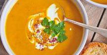soup + chili bites