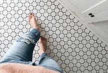 Home Decor: Floors / Flooring, rugs and painted floors