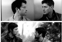 #Destiel / Because I love this ship and will go down with it