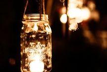 {mason jars} / by Maddie Potter