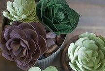flower making / tutorials and inspiration for making flowers