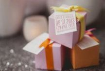 wedding favors / beautiful and creative packaging ideas for wedding favors and how to present them