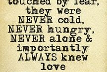 Quotes / by Angela Schultz