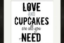 {cupcakes} / for my baking habit / by Maddie Potter